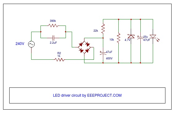Driving an LED Load