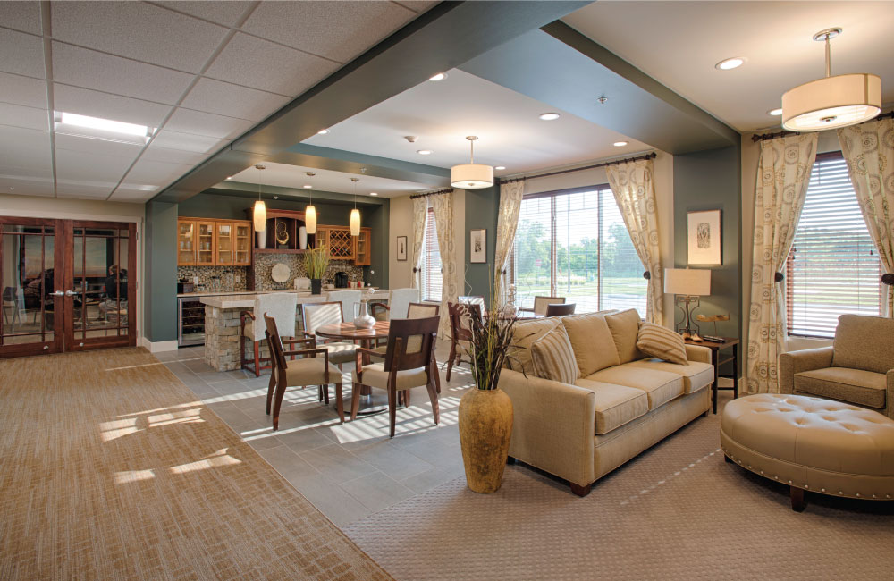Health Benefits of LED Lighting Contribute to Quality Senior Assisted Living at BioStar Lighting's Project The Piper