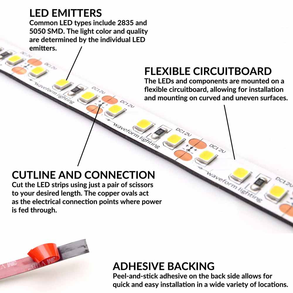 The Flexible Definition of High Brightness LEDs
